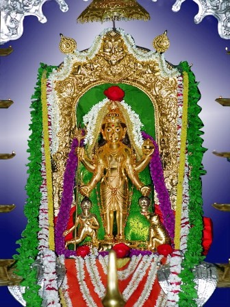 Shree Mahalasa Alankar
